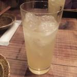 とりのほまれ - レモンサワー