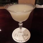 バー テヅカ - 西洋なしのギムレット