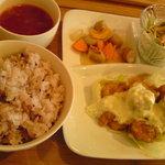 リカフェ - ランチ【肉】チキン南蛮