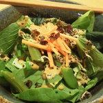 江ど間 - 旬野菜のサラダ