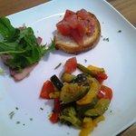 バレ - 料理写真:前菜盛り合わせ