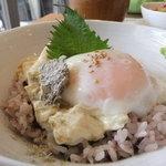 リナトキッチン - 湯葉丼