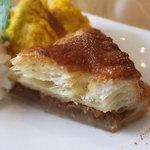 リナトキッチン - 生姜とシナモンのホットアップルパイ