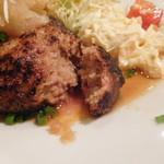 Qちゃんの台所 - ジュわぁ~と肉汁
