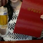 Yokohamachuukagaichuugokuhanten - 彼女さんとビール♪