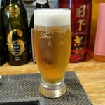 ぼちぼち - 生ビール