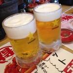 五十五番 - 生ビール