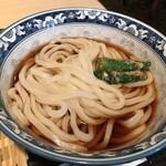 釜ひろ - 親子天ぶっかけ810円(税込)