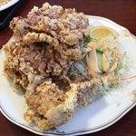 台湾料理 嘉宴楼 - 超デカいから揚げ…5個入