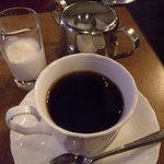 純喫茶くらも - ホットコーヒー