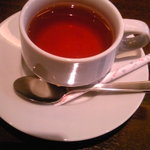 beer & wine厨房 tamaya - 食後の紅茶
