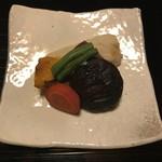 76310027 - 京野菜西京味噌漬焼