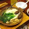 SAKANA - 料理写真:1711_SAKANA -酒菜- MidPlaza_MIZUTAKI NABE@72,000Rp(水炊き鍋)