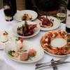 リストランテ ピッツェリア ジャンカルロ トウキョウ - 料理写真:クリスマスコース