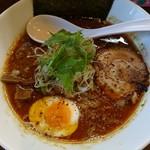 らーめん優月 - eth-curry RA-MEN(850円)