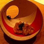 四季会席 香桜凛 - 鱈の白子醤油焼