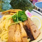 """76315421 - 特製煮干つけ麺""""(¥980)"""