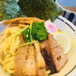 """76315424 - 特製煮干つけ麺""""(¥980)"""