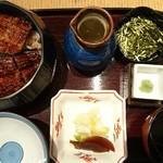 Hitsumabushinagoyabinchou - ひつまぶし 3,150円