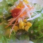 洋食亭ブランドブラン - グリーンサラダ