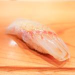 鮨竹 - 春子鯛