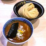 76320950 - 濃厚豚骨魚介つけ麺¥830 2017.8.25