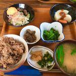 柊 - 料理写真:お惣菜定食 600円
