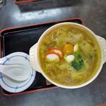 三浦屋 - 料理写真:カレー煮込み