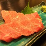 鮨國 - 丼トッピング 中トロ 1枚  700円×2=1,400円