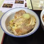 清水屋 - ミニカツ丼