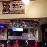 Hawaiian Diner Kihei - ディスプレイ