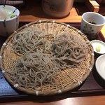 76324950 - 食べ比べ蕎麦1530円♫田舎蕎麦とせいろになります♫明らかに風味と甘味の違いが分かりますね(*^ω^*)