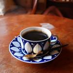 喫茶ラムピリカ - ドリンク写真:ドリップ珈琲(マンデリン)
