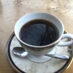 キムウンクル - サービスで頂いたコーヒー