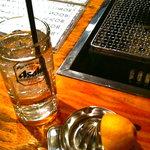 牡蠣小屋浜焼番兵 - レモンサワー