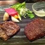 鉄板焼 黒田屋 - 5品目 お肉料理