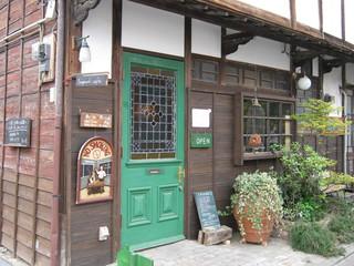 泰山堂カフェ - 雰囲気あります☆