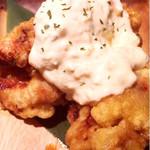 鶏と魚と野菜とMomiji - 鶏南蛮