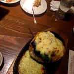 鶏と魚と野菜とMomiji - カボチャのグラタン