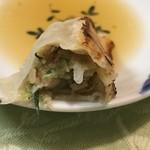 オクタン餃子 - 焼き餃子