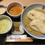 銀座 佐藤養助 養心蔵 - タイカレー二味セットに胡麻味噌つゆ