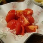 わ食場 はす家 - おいしいトマト