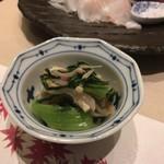 和膳と酒肴 廚 - 料理写真:お通し