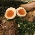 信濃神麺 烈士洵名 - 特製ラーメン