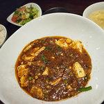 チャイナバル BIGUP! - 料理写真:四川麻婆豆腐ランチ