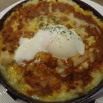 ブレッドガーデン - 半熟卵のドリア