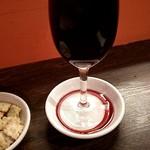 バル TRIUMPH - 赤ワイン♪  タクンセレクション(チリ)
