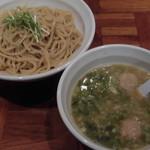 76342036 - 合鴨つけ麺(大盛) 1,000円