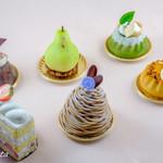 パティスリー クグラパン - 料理写真:鎌倉の地から集合