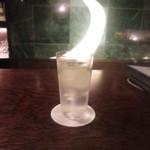 石の華 - Gin & Tonic